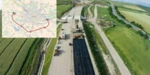 Lucrările la Autostrada de centură Bucureşti Sud ar trebui să înceapă în iunie