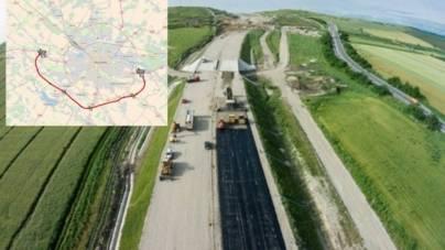 În 2023 ar trebui să putem circula pe o nouă autostradă, între A1 și A2