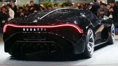 Supermașinile de la Geneva 2019. De la Aston Martin la Bugatti și Koenigsegg