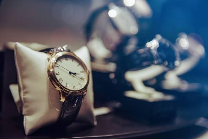 Exporturile de ceasuri elvețiene au atins 18,6 mld. euro