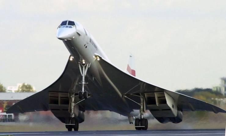 Mărirea și decăderea Concorde, singurul supersonic destinat pasagerilor