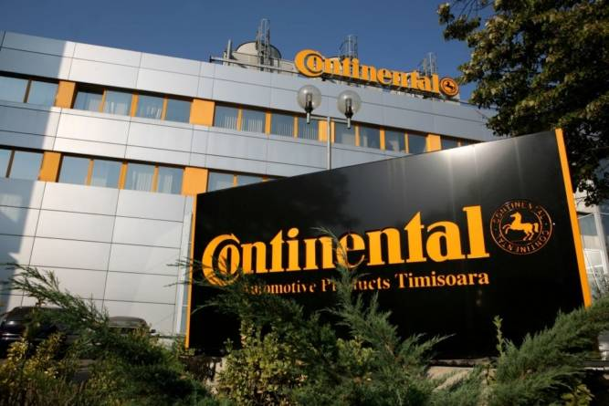 Grupul Continental a investit în România 200 mil. euro pe parcursul anului 2019