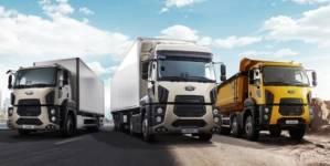 Cefin Trucks, obiectiv de 450 unităţi Ford Trucks pentru 2019