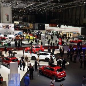 Anularea Geneva Motor Show forțează expozanții să apeleze la soluții online