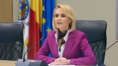 Gabriela Firea susține că a înființat companiile municipale pentru a lupta cu hoția din primărie