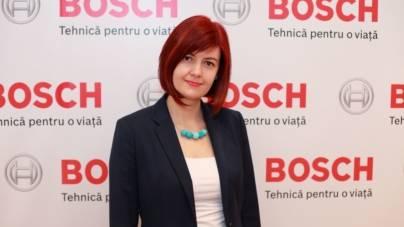 Miruna Andriesei, Bosch: Anul acesta împlinim 25 de ani de Bosch în România și vom marca acest eveniment