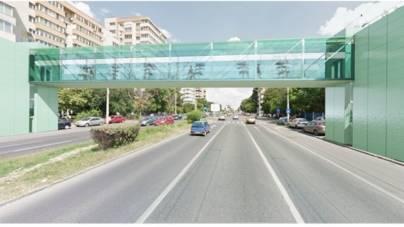 Noi proiecte ale primarului Firea: sală polivalentă, opt pasarele și un pod în zona Andronache
