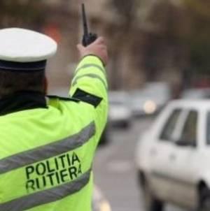 Poliția Rutieră: 200 de sancţiuni în valoare de peste 107.700 lei, azi-noapte în București