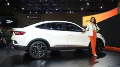 Un SUV Coupe Renault care va face furori și în Europa a fost prezentat la Seul
