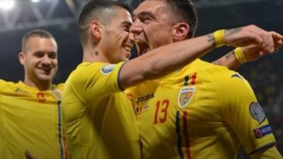 România a învins Armenia și a urcat pe locul 2 în grupa J a preliminariilor Cupei Mondiale