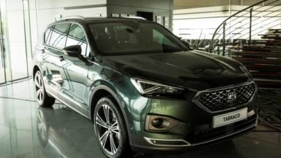 SEAT a lansat în România nou SUV Tarraco, fratele modelelor VW Tiguan Allspace și Skoda Kodiaq