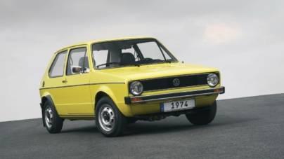 Volkswagen Golf împlinește 45 de ani. Cel mai căutat automobil în Europa este gata pentru o nouă generație
