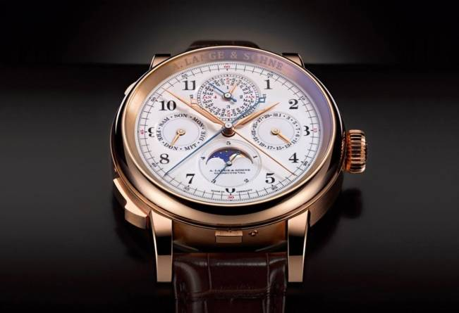 Cele mai scumpe ceasuri din lume (3). Creații incredibile de la Greubel Forsey, Richard Mille și  A. Lange & Söhne