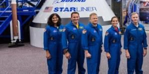 Capsula spațială Starliner va fi testată de Boeing și NASA în august