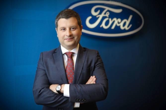 Rețeaua de vânzări a Ford România are, pentru prima dată, un director român
