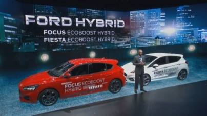 """Anunț-surpriză al Ford: Un SUV electric """"inspirat din designul lui Mustang"""" va fi lansat în 2020"""