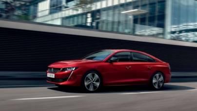 Noul Peugeot 508 debutează pe piața din România. Prețurile încep de la 24.633 de euro