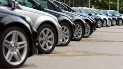 Piața auto românească a crescut cu 23,4% anul trecut, la peste 161.000 de autoturisme