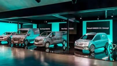 Renault accelerează pe piața vehiculelor comerciale ușoare