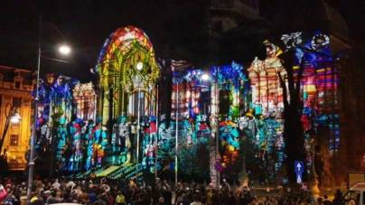 A cincea ediție a festivalului luminilor, Spotlight, începe în această seară la București