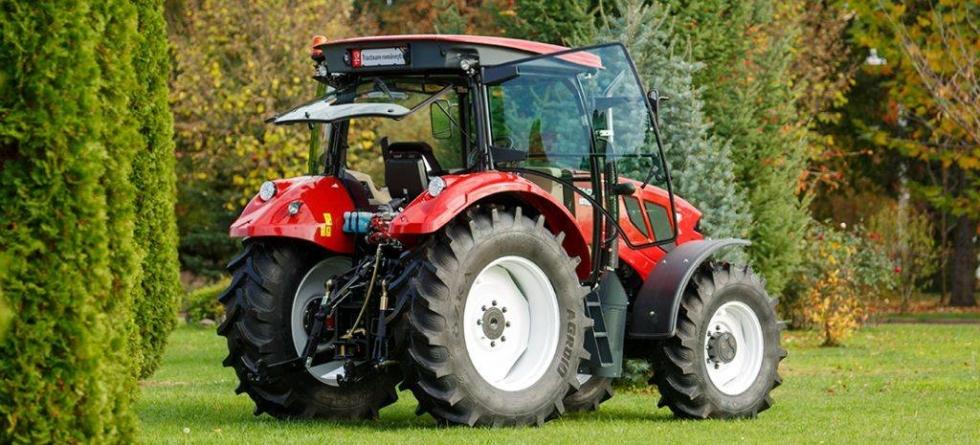 Tagro, tractorul produs la Reghin, poate fi unul dintre produsele care să relanseze exportul autohton