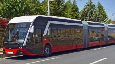 O asociere turco-germană este singurul ofertant pentru achiziția a 100 de troleibuze de către PMB