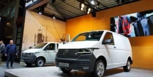 Noul Volkswagen Transporter, prezentat la BAUMA 2019