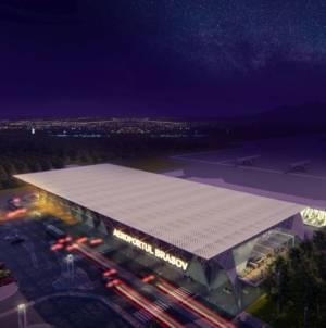 Pe 16 martie se deschide șantierul pentru terminalul noului aeroport de la Brașov
