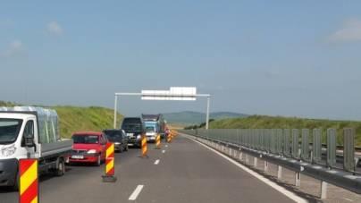 Ministrul Transporturilor: Am solicitat ca lucrările de pe autostrada A1 să fie finalizate în termen de 30 de zile