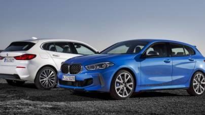 Premiera BMW Seria 1, debutul noii arhitecturi cu tracţiune faţă a bavarezilor