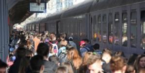 UPDATE – Luptele interne din CFR Călători au dus la anularea a 19 trenuri