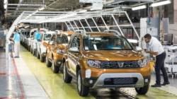 Noile Logan și Sandero Stepway impulsionează producția de mașini a României