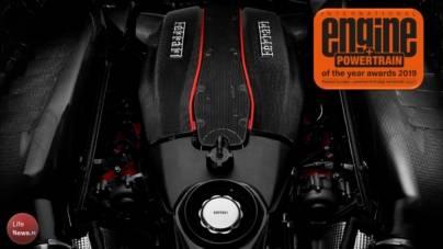 """Ferrari și Jaguar-Land Rover, marii învingători ai """"International Engine of the Year"""" 2019"""