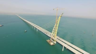 Kuweit, pe urmele Chinei: Pod de 36 km inaugurat pe 1 mai