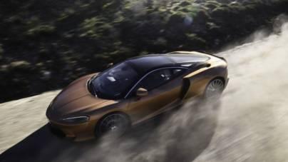McLaren GT, o supermașină confortabilă, spațioasă și… rapidă