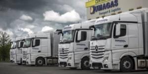 Poveste de succes: Dumagas Transport și Mercedes-Benz Trucks continuă colaborarea