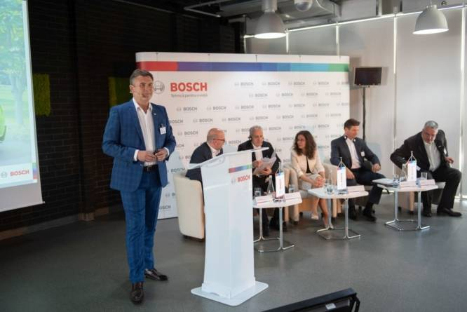 Grupul Bosch a ajuns la 7.800 de angajați în România