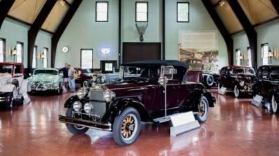 Bucureștiul va avea un nou muzeu al automobilului. Acesta se va adăuga Țiriac Collection