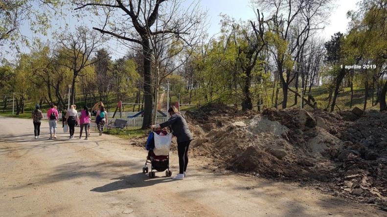 Dezastrul din parcul Pantelimon generează noi controverse