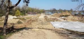"""Parcul Pantelimon, răscolit barbar pentru a face loc unui """"miniDisneyland"""" de 23,5 mil. euro"""
