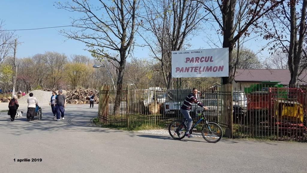 Parc Pantelimon