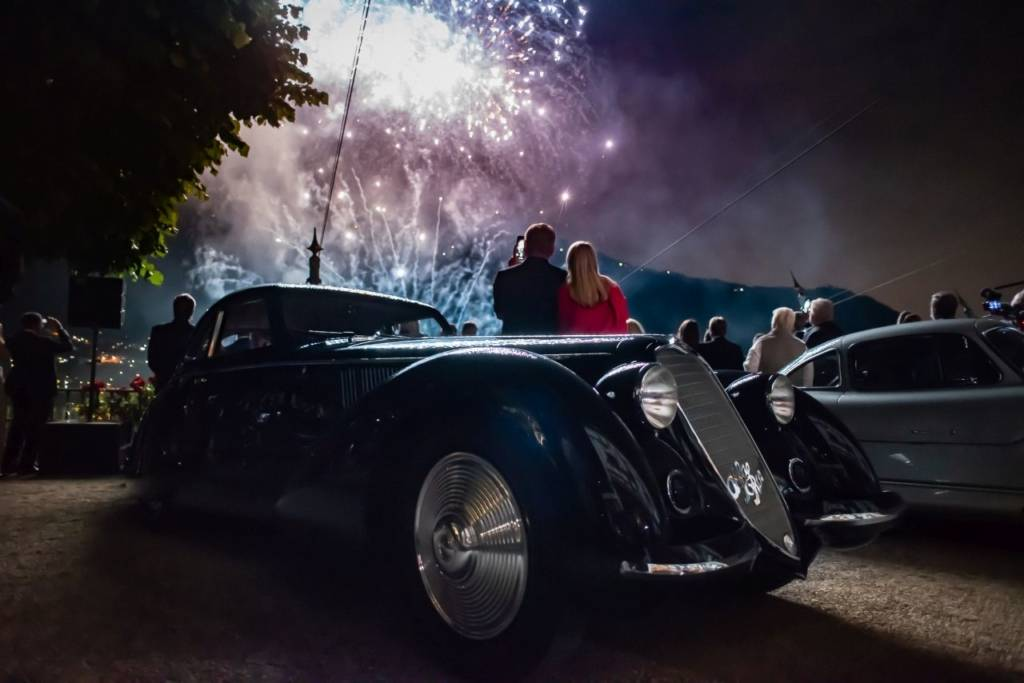 Villa d'Este - Alfa Romeo
