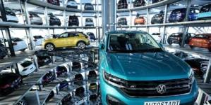 Volkswagen AG şi-a păstrat titlul de cel mai mare constructor auto mondial