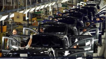 Industria auto românească în anul pandemiei: Scădere cu mai mult de 15% a cifrei de afaceri