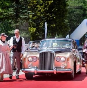 Concursul de Eleganță Sinaia, eveniment istoric pentru mașini cu istorie