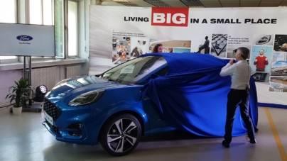 VIDEO Acesta este Ford Puma, noul crossover produs la Craiova