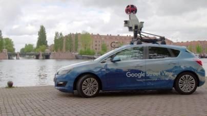 Mașinile Google Street View revin în România pentru a actualiza Google Maps