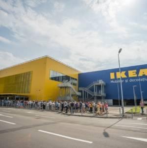 IKEA redeschide magazinele din București