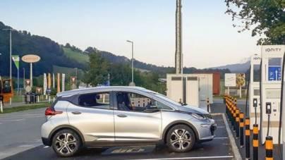 250 milioane lei, în următorii șase ani, pentru puncte de încărcare a automobilelor electrice