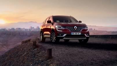 Renault a prezentat facelift-ul SUV-ului Koleos. Mașina sosește în România în această toamnă